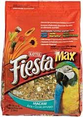 Kaytee Fiesta Max Macaw Food 4.5lb