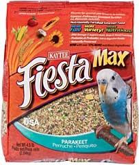 Kaytee Fiesta Max Parakeet Food Food 4.5lb