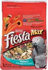 Kaytee Fiesta Max Parrot Food 2.5lb