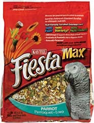 Kaytee Fiesta Max Parrot Food 4.5lb