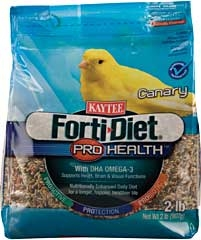 Kaytee Forti-diet Pro Health Canary Food 2lb