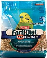 Kaytee Forti-diet Pro Health Parakeet Food 3lb