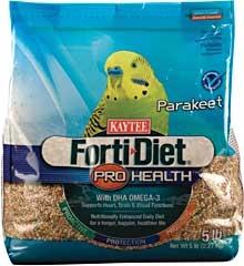 Kaytee Forti-diet Pro Health Parakeet Food 5lb