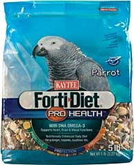 Kaytee Forti-diet Pro Health Parrot Food 5lb