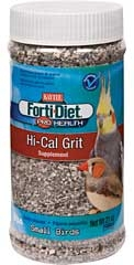 Kaytee Forti-diet Pro Health Hi-cal Grit For Small Birds 21oz