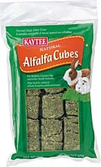 Kaytee Natural Alfalfa Cubes 15oz