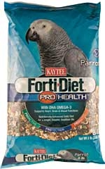 Kaytee Forti-diet Pro Health Parrot Food 8lb