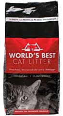 World's Best Cat Litter Multi Cat Clumping Formula 7lb