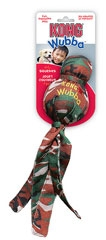 Kong Wubba Friend Dog Toy Camo Large