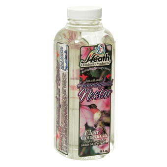 Heath Hummingbird Nectar Clear Concentrate 16oz