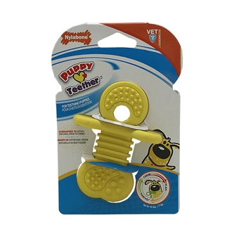 Nylabone Puppy Rubber Teether Small