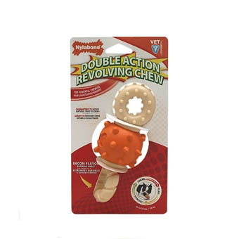 Nylabone Double Action Revolving Chew Medium