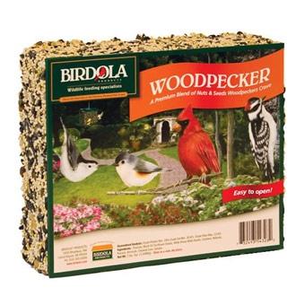Birdola Woodpecker Seed Cake 2.03lb