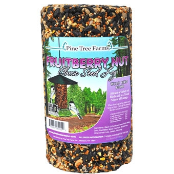 Pine Tree Farms Fruitberry Seed Log 32oz