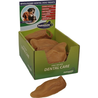 Paragon Dental Dog Treats Veggie Ear