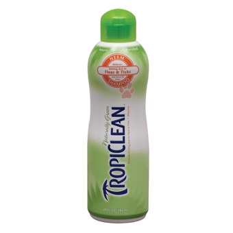 Tropiclean Neem Shampoo With Neem Oil Citrus 20oz