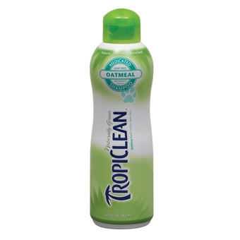 Tropiclean Oatmeal Medicated Shampoo 20oz
