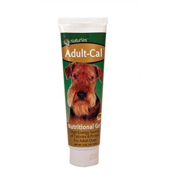 Naturvet Adult-cal Nutritional Gel For Adult Dogs 5oz