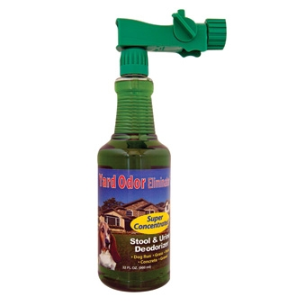 Naturvet Yard Odor Eliminator Stool & Urine Deodorizer 32oz