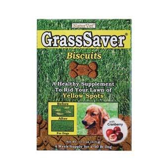 Naturvet Grasssaver Biscuits 11.1oz