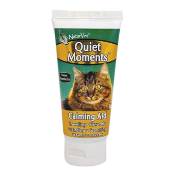 Naturvet Quiet Moments Calming Aid For Cats 3oz
