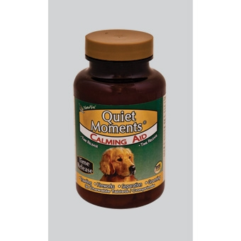 Naturvet Quiet Moments Calming Aid For Dogs 30ct