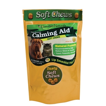 Naturvet Naturals Soft Chews Calming Aid 65ct