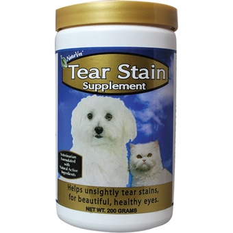 Naturvet Tear Stain Supplement Powder 200gm