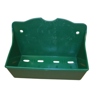 Salt Block Feeder Green 1qt