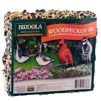 Birdola Woodpecker Jr. Seed Cake 8 Oz