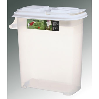 Dual Pour Seed Container 32 Qt
