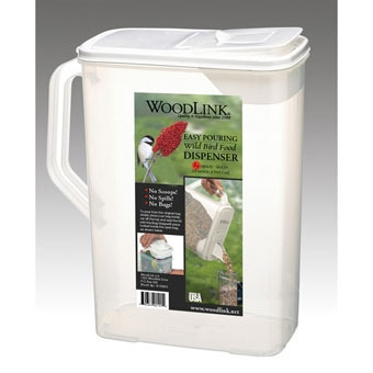 Dual Pour Seed Container 8 Qt