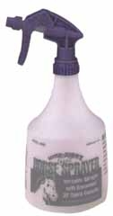 Horse Spray Bottle Purple 32oz
