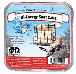 Seed Cake Suet 12 Oz