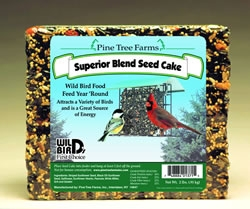 Supreme Seed Cake 2lb