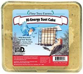 Suet Seed Cake 3lb