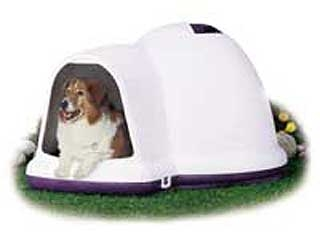 Indigo Large Doghouse
