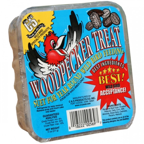 Woodpecker Treat Suet 11oz