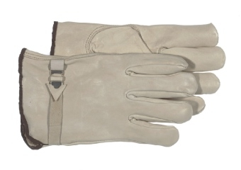 Premium Grain Leather Glove Large