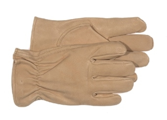 Men's Grain Pigskin Gloves Large