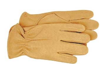 Ladies Grain Pigskin Gloves