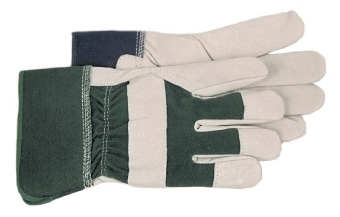Ladies Grain Pigskin Leather Palm Glove