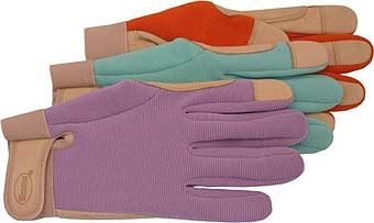 Ladys Goatskn Leather Glove