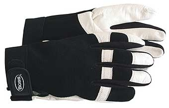 Spandex Leather Plm Glove Xlarge