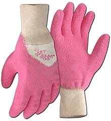 Dirt Digger Glove Bubblegum Small