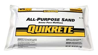 Quikrete All Purpose Sand 50lb