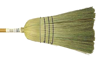 Agway #8 Deluxe Barn Broom