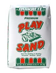 Quikrete Play Sand 50lb