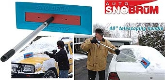 Auto Snobrum Telescoping Handle 48in