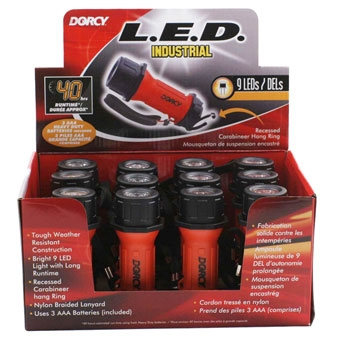 Dorcy Led Industral Flashlight